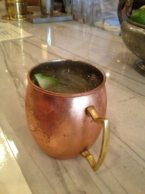 8 - Get a Moscow Mule at Rarebit