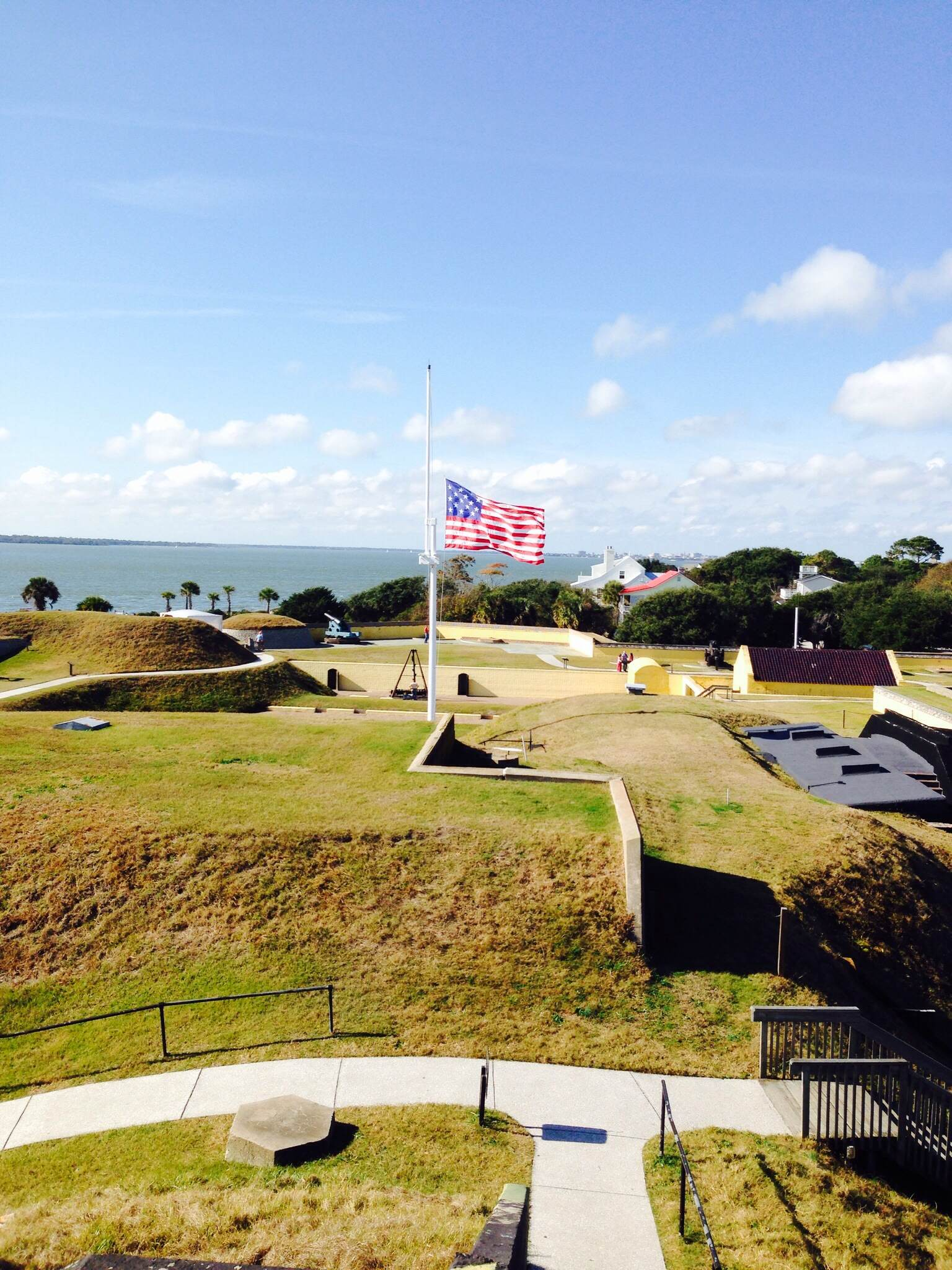 2 - Fort Moultrie & Sullivan's Island