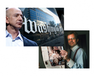 Washington Post Bezos New York Times