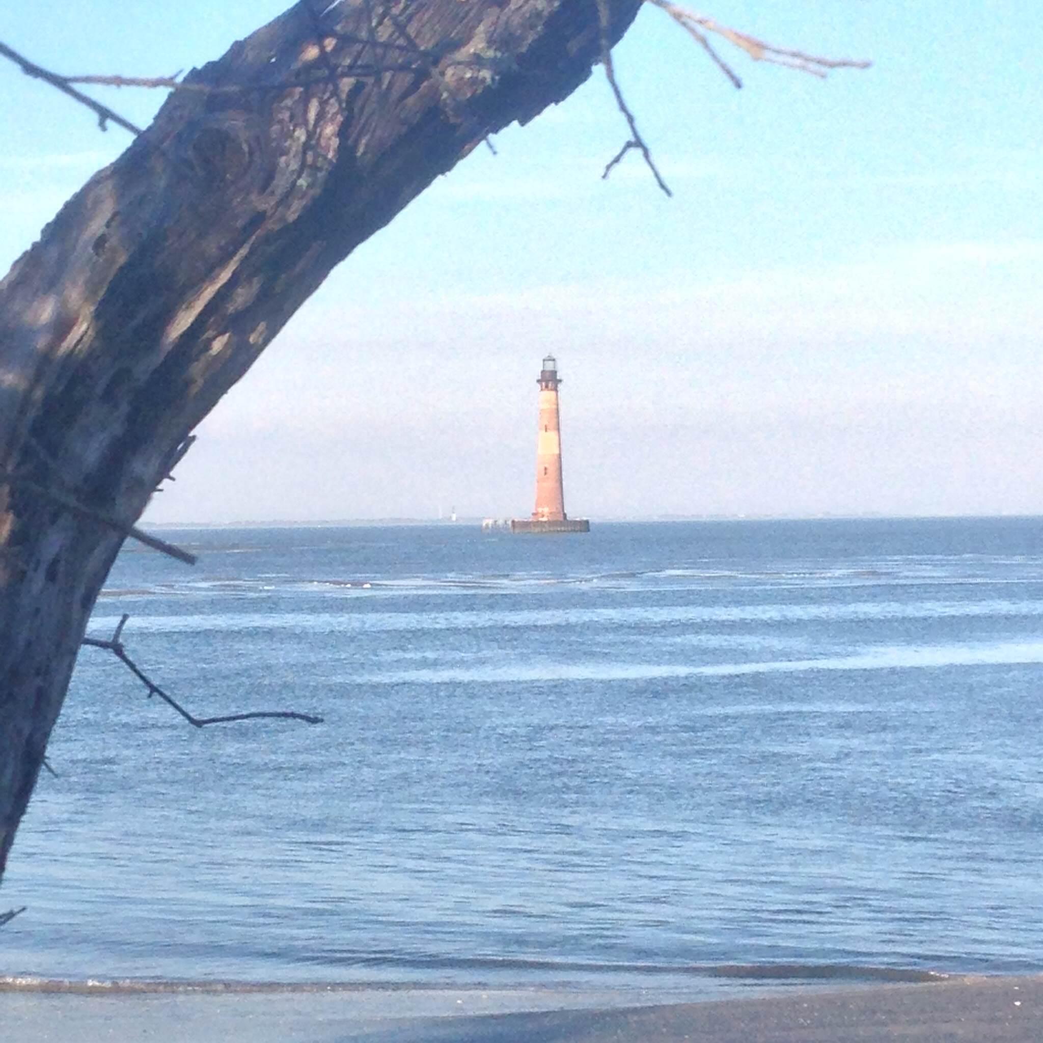 4 - Lighthouse on Folly Beach